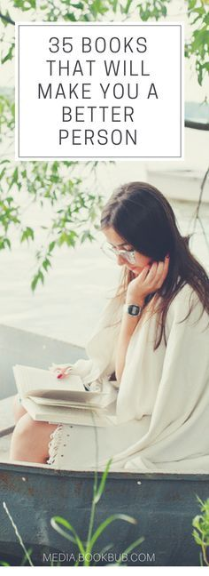 35 inspirational books for women, men and anyone looking for inspiration. Including self help books with life lessons worth reading.