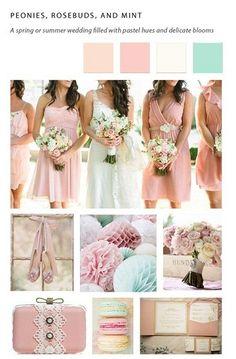 Fresh Wedding Themes for Spring by kute89.deviantart.com on @deviantART