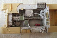 Von Vikken - modellismo statico: M3 Grant - Interiors #VonVikkenModellismo