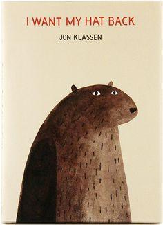 I Want My Hat Back: Charming Children's Illustration by Jon Klassen. Ya lo había dicho pero en verdad quiero este libro.