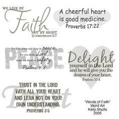 Bible #favorites