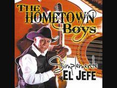 The Hometown Boys - Simplemente El Jefe Tejano Mix