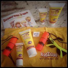 #worthsharingtuesday @kidzgoo_sunscreen is dedicated to the advocacy of children…