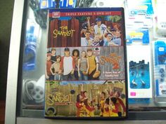 The Sandlot, The Sandlot 2 and The Sandlot 3 Heading Home 3 dvd Triple feature set.