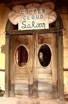Door in Jerome, Arizona·