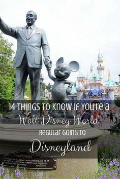 14 Disneyland Tips Every Walt Disney Regular Needs to Know: 14 Disneyland Tips Every Walt Disney Regular Needs to Know