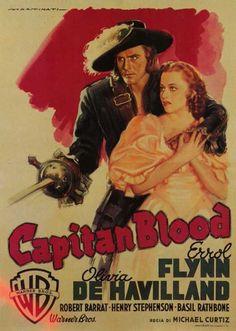 Captain Blood (1935) - Errol Flynn DVD