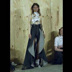 "Anne Sofie Madsen SS16 show performance ""Consume Me"" from Thursday evening at Copenhagen Fashion Week. Model Emma Leth/Unique Models. #copenhagen #copenhagenfashion #copenhagenfashionweek #cph #cphff #cphfw #cphfwss16 #cphfashion #cphfashionweek #nikon #nikonphotography #nikon_photography_ #ss16 #thursday #august #show #annesofiemadsen #annesofiemadsenstudio #annesofiemadsenss16 #evening #denmark #dk @annesofiemadsenstudio #emmaleth #uniquemodels @emma_leth @uniquemodelsdenmark #badlight"