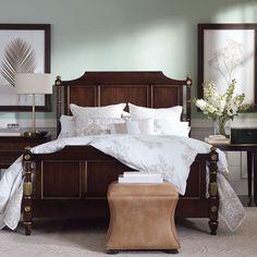 45 Best Ethan Allen Bedrooms images | Ethan allen, Bed furniture