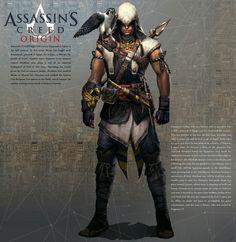 Assassin's Creed: Origin | Assassin's Creed: Empire | Abraham