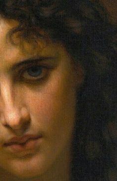 A rare beauty - Hugues Merle - detail John William Godward, Renaissance Kunst, Renaissance Paintings, Classic Paintings, Old Paintings, Aesthetic Painting, Aesthetic Art, Classical Art, Fine Art
