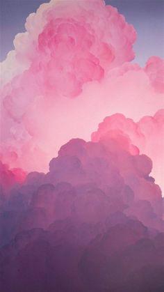 Pink clouds wallpaper, phone wallpaper pink, pink and purple wallpaper Pink Clouds Wallpaper, Watercolor Wallpaper, Galaxy Wallpaper, Watercolor Trees, Watercolor Animals, Watercolor Background, Watercolor Landscape, Abstract Watercolor, Watercolor Illustration