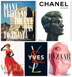 Fashion Books for Coffee Table - the eye has to travel is the next one on my wish list