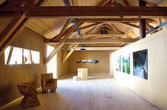Image result for attic conversion exhibition  architecture