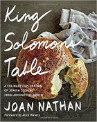 Joan Nathan, King Solomon's Table: A Culinary Exploration of Jewish Cooking from Around the World (New York: Knopf, Alice Waters, Recycled Gifts, Stefan Zweig, King Solomon, Book Lovers Gifts, Travel And Leisure, Good Books, Around The Worlds, Favorite Recipes
