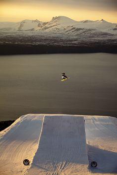 !!! super photo - #narvik - #norway