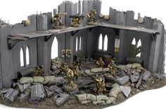 Bunkers, barricades and battlefield bits - Page 2