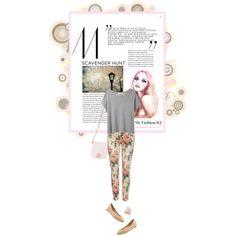 """Fashion IQ: Ballet Flats"" by lsamsam on Polyvore"
