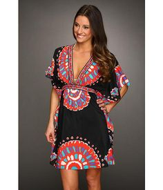 07614a097c1d Trina Turk Tunic Swim Cover-Up Swim Cover
