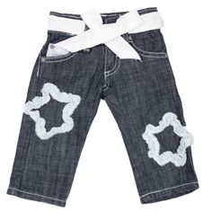 All Around Baby by Wrangler Infants Star Patch Jeans