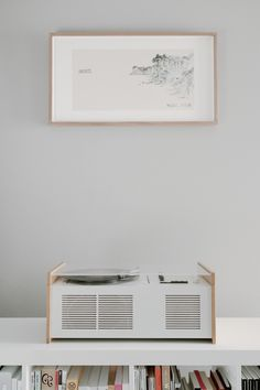 Braun SK55 (photo by Andrew Kim)