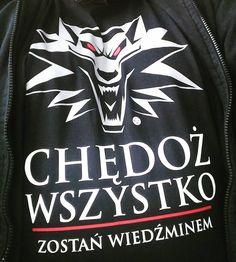 Koszulka na piątek. #witcher #koszulkowo #tshirt @koszulkowo by jakub_proszynski