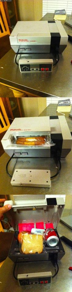 Nintendo lunchbox anyone?