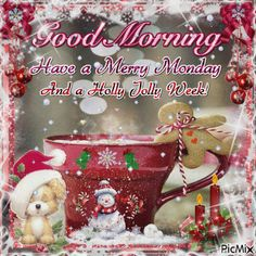 Good Morning Monday monday days of the week christmas happy monday monday greeting monday quote new week good morning monday monday comment