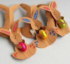 Olá pessoal tudo bem com vocês? Vamos à nossa postagem diária de páscoa ? A super sugestão de hoje são esses coelhinhos lindos. ...