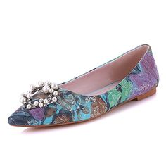 Nine Seven ,  Damen Ballett , blau - blau - Größe: 37.5 - Ballerinas für frauen (*Partner-Link) Ballerinas, Fashion Flats, Leather Flats, Partner, Jeans, Best Sellers, Shallow, Slip On, Bling