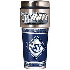 Tampa Bay Rays Travel Mugs