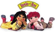Rosie & Jim come and join us 90s Kids, My Children, My Childhood, Ronald Mcdonald, Nostalgia, Teddy Bear, Animation, Memories, Join