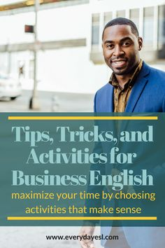 3 Activities to Help You Teach Business English Well — Everyday ESL Technology Lessons, Teaching Technology, Computer Lessons, Computer Lab, Business Education Classroom, Education Posters, Education Quotes, Education Logo, Physical Education