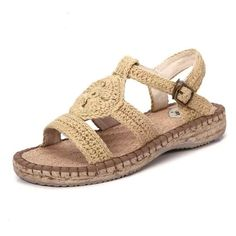Summer shoes fresh air men beach sandals – Luyến Nguyễn Thị – Join in the world of pin Crochet Sandals, Crochet Shoes, Crochet Slippers, Mens Beach Shoes, Men Beach, Make Your Own Shoes, Summer Slippers, Black Sandals, Men's Sandals