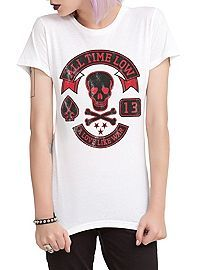 HOTTOPIC.COM - All Time Low A Love Like War Girls T-Shirt