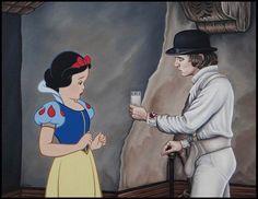 Les méchants célèbres s'invitent chez les Princesses Disney