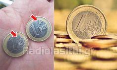 Πλαστά κέρματα έκαναν την εμφάνισή τους στην Κρήτη- Προσοχή στην...απάτη! (pics)