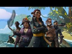 Sea of Thieves New Video Shows Off Some Stormy Gameplay Xbox One Pc, Xbox One Games, Sea Of Thieves Gameplay, What Happens If You, Shit Happens, Off The Map, Pirate Adventure, Game Pass, Games
