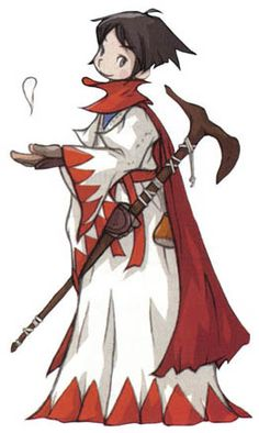 White Mage (Tactics Advance) - The Final Fantasy Wiki - 10 years of having more Final Fantasy information than Cid could research! - Wikia