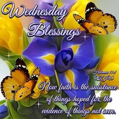 Wednesday Blessings days days of the week wednesday hump day wednesday quote
