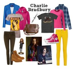Everything you need to know about Charlie Bradbury from Supernatural