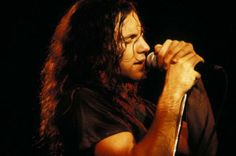 Eddie Vedder - I know I've pinned this, but when pinterest says no, I can pin again. This picture is lovely.