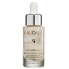 Awesome oil-free serum...kinda like splashing water on your face. *Caudalie Vinoperfect Radiance Serum*