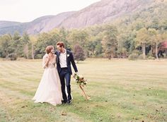 Romantic Outdoor Wedding Inspiration Eric Kelley | photography by http://www.erickelley.com/