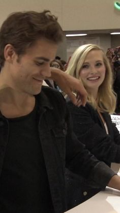 Stefan E Caroline, Caroline Forbes, Vampire Diaries Songs, Vampire Diaries The Originals, Candice King, Vampire Dairies, Stefan Salvatore, Paul Wesley, Always And Forever