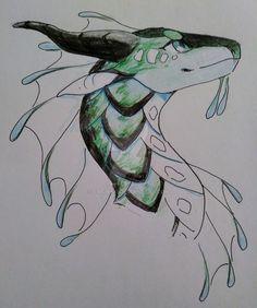 Water Dragon, Dragon Head, Dragon Art, Dragon Sketch, Dragon Drawings, Dragon Pictures, Dragon Pics, Animal Drawings, Art Drawings