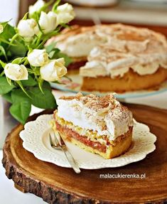 Polish Recipes, Polish Food, Coffee Cake, Camembert Cheese, French Toast, Sandwiches, Good Food, Cooking Recipes, Pie