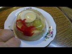 Kuře v aspiku - YouTube Breakfast, Youtube, Food, Morning Coffee, Eten, Meals, Morning Breakfast, Diet