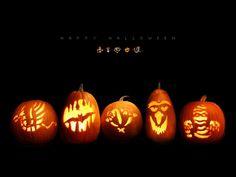 HenArte: Halloween & 1º de ESO A