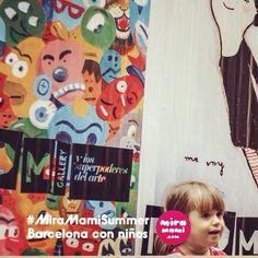 Descubre Barcelona con niños gracias a #MiraMamiSummer www.miramamiblog.wordpress.com